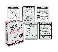 Cover-Bild zu Brooks, Max: The Zombie Survival Guide Deck