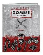 Cover-Bild zu Brooks, Max: Zombie Survival Notes Mini Journal