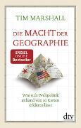 Cover-Bild zu Die Macht der Geographie von Marshall, Tim