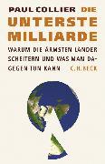 Cover-Bild zu Die unterste Milliarde von Collier, Paul