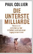 Cover-Bild zu Die unterste Milliarde (eBook) von Collier, Paul