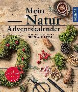 Cover-Bild zu Rogge, Anne: Mein Natur-Adventskalender 2021