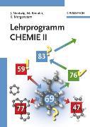 Cover-Bild zu Lehrprogramm Chemie II von Nentwig, Joachim