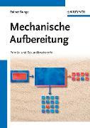 Cover-Bild zu Mechanische Aufbereitung von Bunge, Rainer