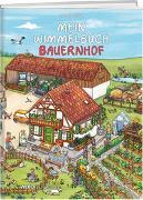 Cover-Bild zu Mein Wimmelbuch Bauernhof von Geser, Celine