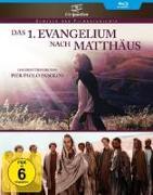 Cover-Bild zu Pasolini, Pier Paolo (Prod.): Das 1. Evangelium nach Matthäus (Blu-ray)