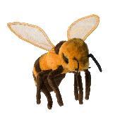 Cover-Bild zu WWF Biene 17 cm