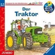 Cover-Bild zu Metzger, Wolfgang: Der Traktor