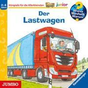 Cover-Bild zu Erne, Andrea: Wieso? Weshalb? Warum? junior. Der Lastwagen