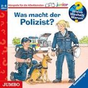Cover-Bild zu Erne, Andrea: Wieso? Weshalb? Warum? junior. Was macht der Polizist?