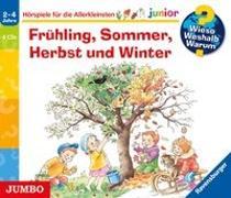 Cover-Bild zu Erne, Andrea: Wieso? Weshalb? Warum? junior. Frühling, Sommer, Herbst und Winter