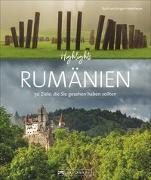 Cover-Bild zu Highlights Rumänien von Haberhauer, Ruth