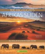 Cover-Bild zu 100 Highlights Afrikas Süden von Karl, Roland F.