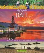 Cover-Bild zu Highlights Bali von Blank, Stefan