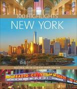 Cover-Bild zu 100 Highlights New York von Heeb, Christian