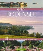 Cover-Bild zu Highlights Bodensee von Wrba, Ernst