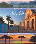 Cover-Bild zu Highlights Kuba von Leue, Holger