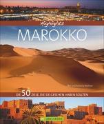 Cover-Bild zu Highlights Marokko von Wallner, Elke