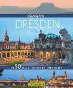 Cover-Bild zu Highlights Dresden von Hirth, Peter