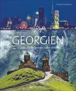 Cover-Bild zu Highlights Georgien von Dietrich, Eva