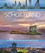Cover-Bild zu Highlights Schottland von Woebke, Petra