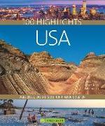 Cover-Bild zu 100 Highlights USA von Heeb, Christian