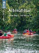 Cover-Bild zu DuMont Bildatlas 216 Altmühltal von Wrba, Ernst (Fotogr.)