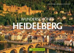Cover-Bild zu Wunderschönes Heidelberg von Wrba, Ernst
