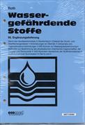 Cover-Bild zu 95. Ergänzungslieferung - Wassergefährdende Stoffe