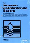 Cover-Bild zu 97. Ergänzungslieferung - Wassergefährdende Stoffe