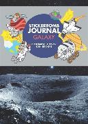 Cover-Bild zu Stickerbomb Journal Galaxy von SRK