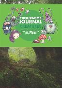 Cover-Bild zu Stickerbomb Journal Creatures von SRK