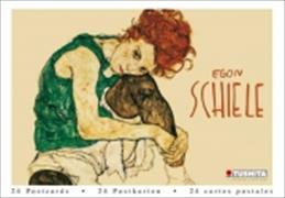 Cover-Bild zu Egon Schiele
