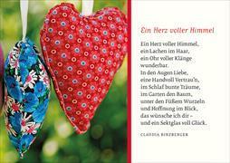 Cover-Bild zu Eschbacher Textkarte Herz voller Himmel