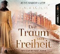 Cover-Bild zu Der Traum von Freiheit von Lüders, Fenja