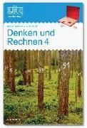 Cover-Bild zu LÜK. Denken und Rechnen 4