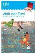 Cover-Bild zu LÜK - Welt der Zahl 1. Klasse