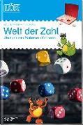 Cover-Bild zu LÜK - Welt der Zahl 4. Klasse