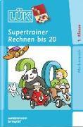 Cover-Bild zu LÜK. Supertrainer Rechnen bis 20