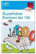 Cover-Bild zu LÜK. Supertrainer Rechnen bis 100