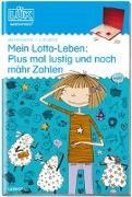 Cover-Bild zu LÜK. Mein Lotta-Leben: Plus mal lustig und noch mähr Zahlen