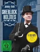 Cover-Bild zu Brett, Jeremy (Schausp.): Sherlock Holmes - Alle Folgen, alle Filme