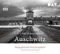 Cover-Bild zu Auschwitz. Topographie eines Vernichtungslagers von Adler, H. G.