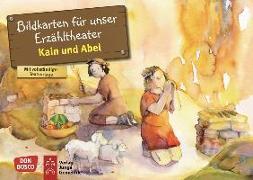 Cover-Bild zu Kain und Abel. Kamishibai Bildkartenset von Hartmann, Frank