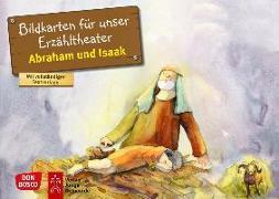 Cover-Bild zu Abraham und Isaak. Kamishibai Bildkartenset von Nommensen, Klaus-Uwe