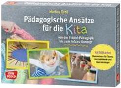 Cover-Bild zu Pädagogische Ansätze für die Kita von der Fröbel-Pädagogik bis zum infans-Konzept von Groß, Martina