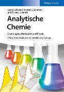 Cover-Bild zu Analytische Chemie von Schwedt, Georg
