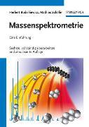 Cover-Bild zu Massenspektrometrie von Budzikiewicz, Herbert