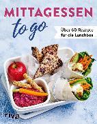 Cover-Bild zu Mittagessen to go (eBook) von Verlag, Riva