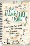 Cover-Bild zu Mein Glück in 100 Listen von riva Verlag